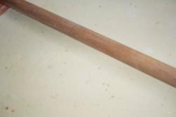 Příprava receptu Trdelníky s ořechovou drobenkou, krok 5