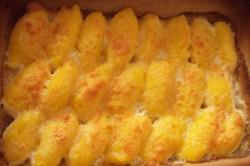 Příprava receptu Zapečené noky se smetanou a parmazánem, krok 6