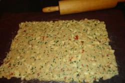 Příprava receptu Dvoubarevná masová roláda se slaninou, krok 2