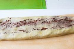 Příprava receptu Výborné kakaové sušenky s vanilkou, krok 5