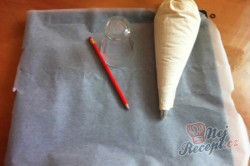 Příprava receptu Vynikajíci větrníky z odpalovaného těsta, krok 3