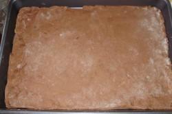 Příprava receptu Kokosové řezy se žloutkovým krémem, krok 2