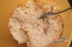 Příprava receptu Kokosovo-ořechové mlsání - DĚLBUCHY, krok 9