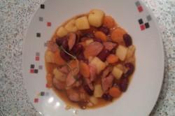 Příprava receptu Bramborový hrnec s fazolemi, krok 2