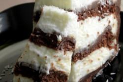 Příprava receptu Čokoládovo-kokosový dort, krok 4