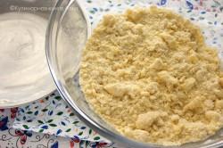 Příprava receptu Makovo tvarohový koláček - FOTOPOSTUP, krok 3