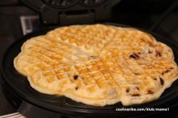 Příprava receptu Fantastické kokosové křupavé wafle, krok 2