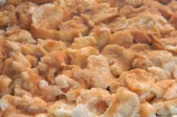 Příprava receptu Jablečno-skořicová žemlovka, krok 4