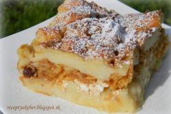 Příprava receptu Jablečno-skořicová žemlovka, krok 6