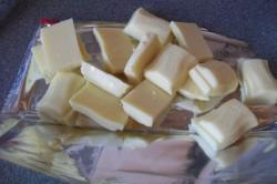 Příprava receptu Oblíbená levandulová domácí zmrzlina, krok 3